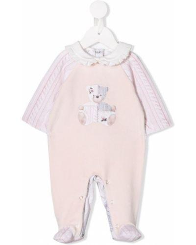 Пижама розовый с воротником Lapin House