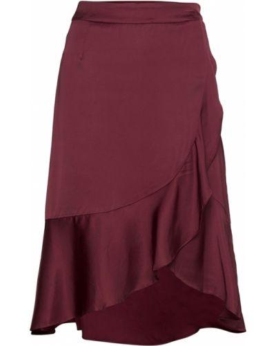 Fioletowa spódnica By Malina