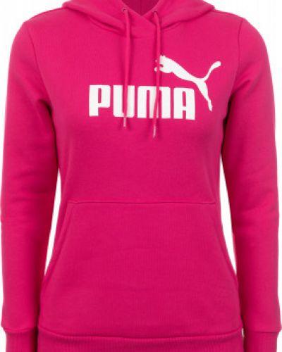 Розовый джемпер с капюшоном Puma