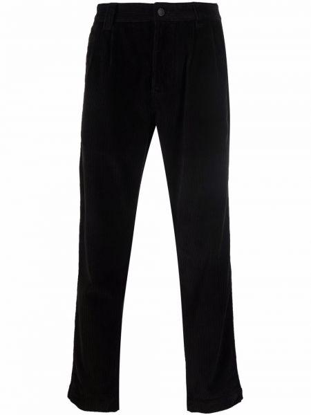 Czarne spodnie z paskiem Etudes