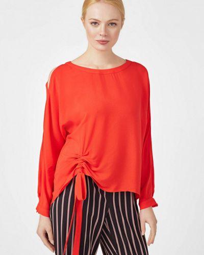 Блузка - красная Pompa