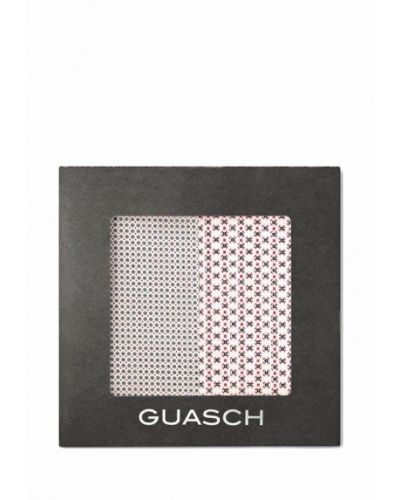 Бежевый платок набор Guasch