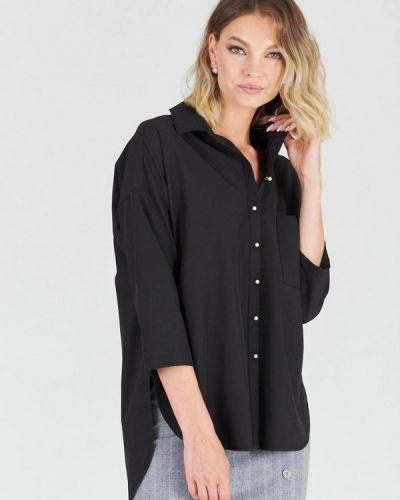 Блузка черная Eliseeva Olesya