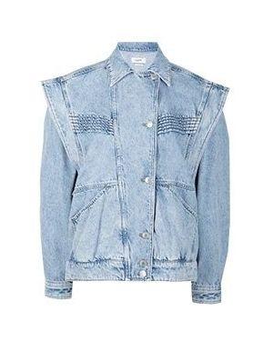 Джинсовая куртка куртка-жилет Isabel Marant Étoile