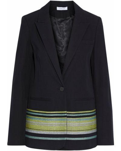 Черный пиджак с карманами на пуговицах Derek Lam 10 Crosby
