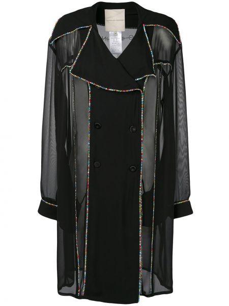 Платье миди на пуговицах двубортное Marco De Vincenzo