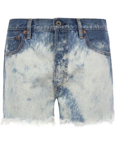 Джинсовые шорты пляжные короткие Ralph Lauren