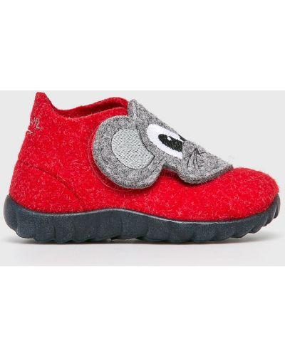 Sneakersy czerwony Superfit