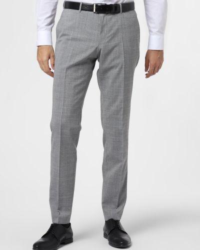 Klasyczne spodnie, szary Boss