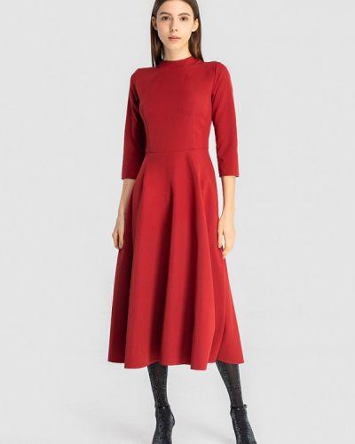 Платье - красное Grass