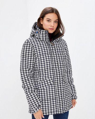 Утепленная куртка осенняя демисезонная Luhta
