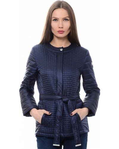 Куртка весенняя синий Cerruti 18crr81