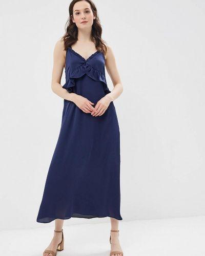 Синее платье Miss Miss By Valentina