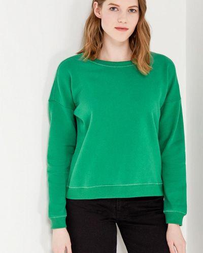 Зеленый свитшот Only
