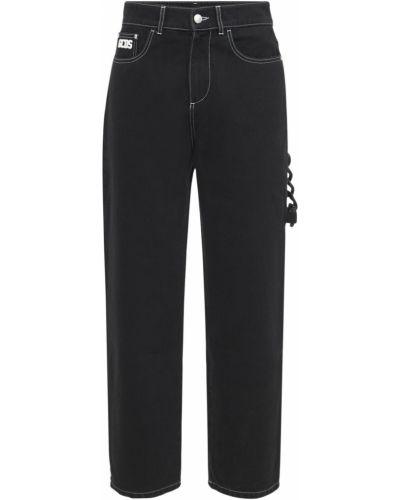 Czarne mom jeans Gcds