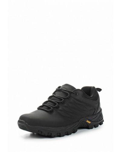 Черные треккинговые ботинки Ascot