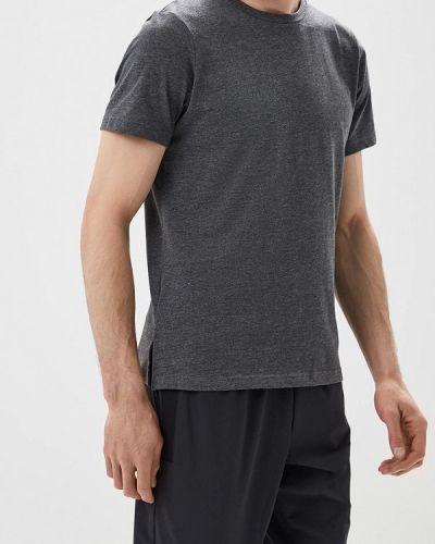 Спортивная футболка серая Asics