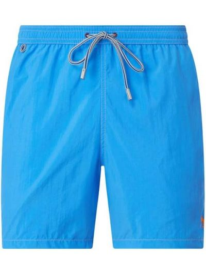 Niebieskie spodnie Zeybra
