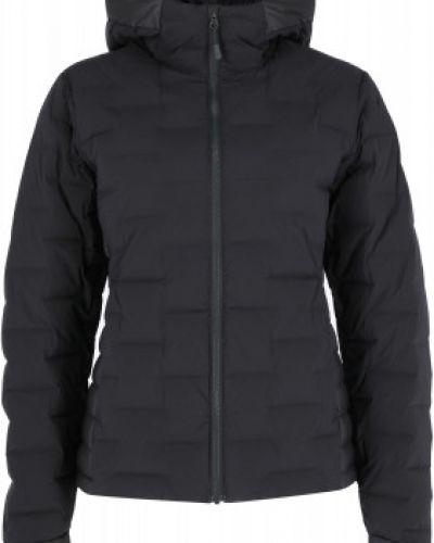Серая пуховая куртка на молнии Mountain Hardwear