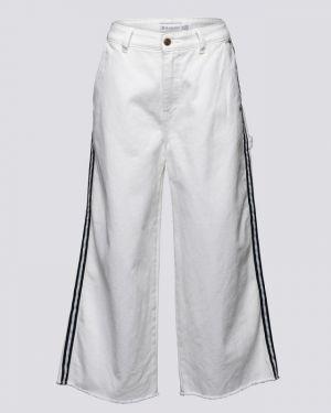 Расклешенные свободные брюки Element