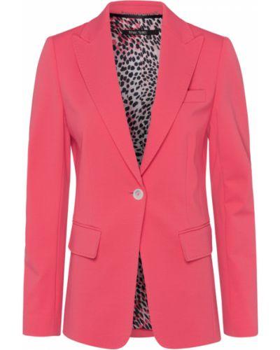 Różowa marynarka elegancka Marc Aurel