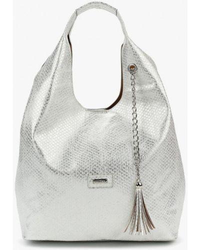 Кожаный сумка сумка-хобо Vitacci
