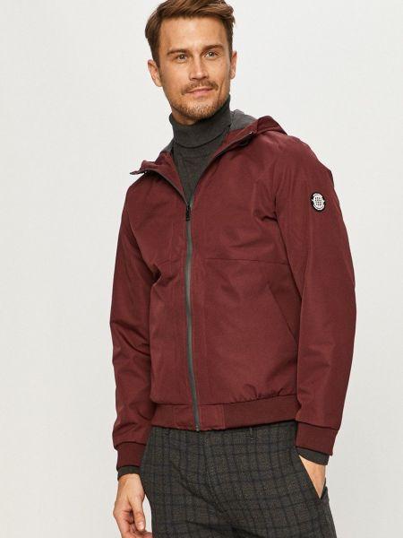 Прямая куртка с капюшоном с воротником Jack & Jones