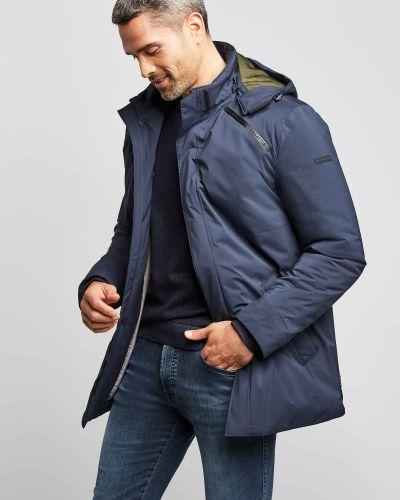 Куртка на молнии - синяя Bugatti