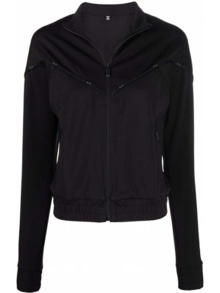 Длинная куртка - черная Mcq