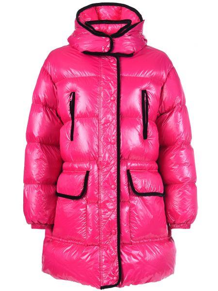 Розовая куртка осенняя Red Valentino