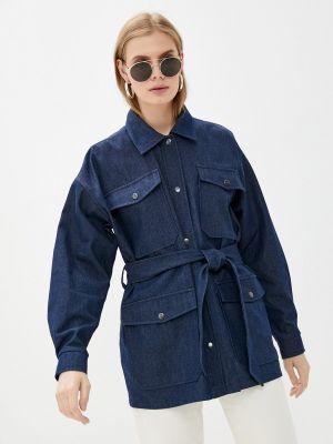 Джинсовая куртка - синяя Vera Nicco