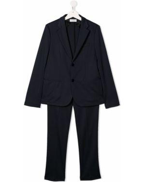 Spodni garnitur kostium niebieski Paolo Pecora Kids