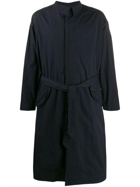 Czarny płaszcz Damir Doma