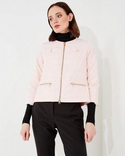 Черная утепленная куртка Liu Jo