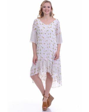 Платье платье-сарафан шифоновое Lautus