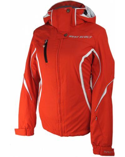 Горнолыжная куртка спортивная West Scout