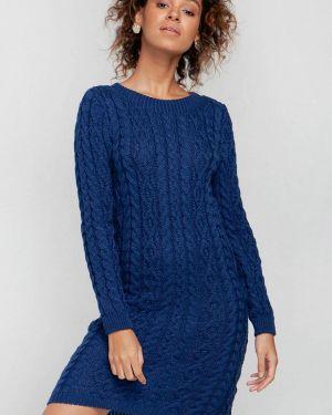Платье - синее Nataclub