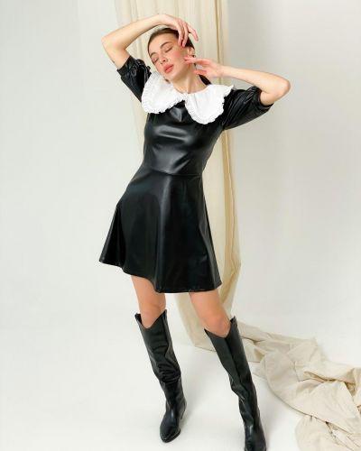 Кожаное платье Lilove