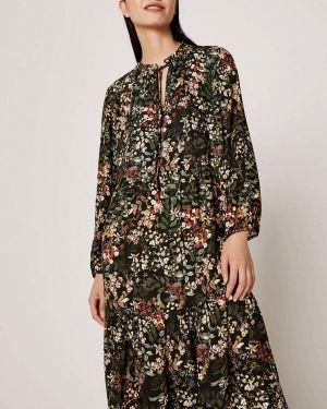 Платье прямое весеннее Oysho