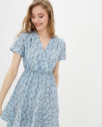 Платье с запахом 7arrows