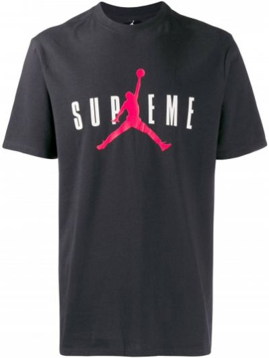 Koszula krótkie z krótkim rękawem z nadrukiem chudy Supreme