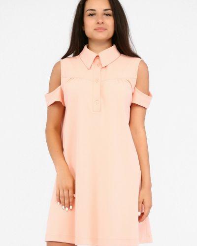 Платье платье-рубашка осеннее Sfn