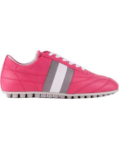 Кроссовки розовый Bikkembergs
