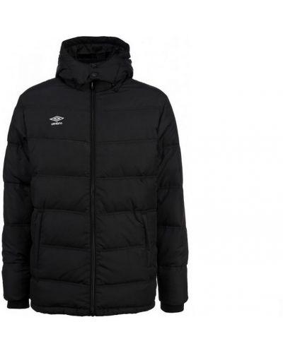 Куртка с капюшоном прямая на молнии Umbro