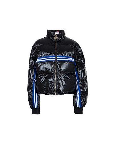 Черная куртка Gcds