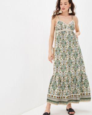 Платье платье-сарафан весеннее Springfield