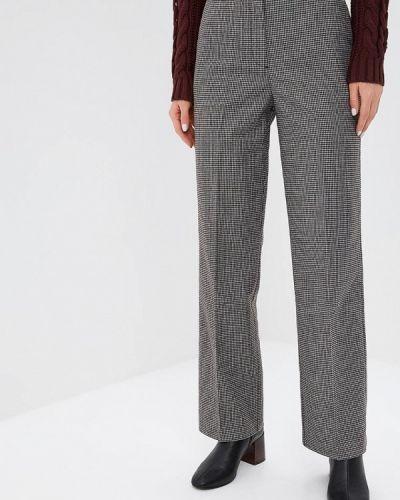 Серые классические брюки Tom Tailor