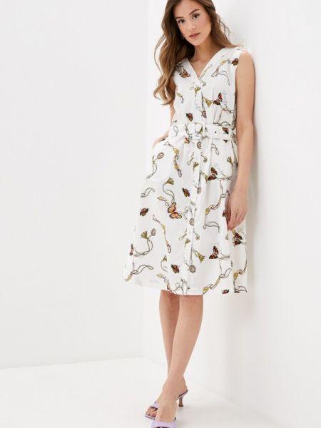 Платье прямое весеннее Savage