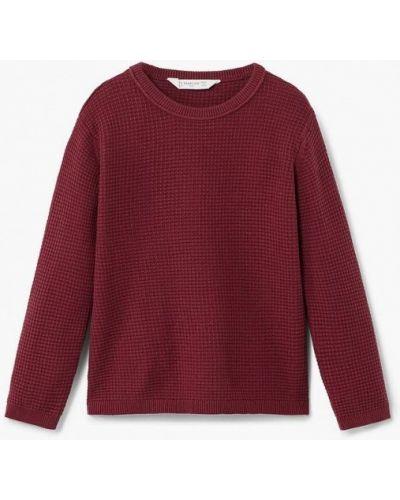 Красный свитер Mango Kids