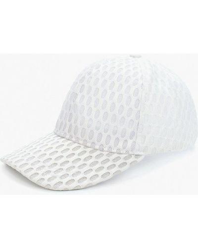 Белая кепка Piazza Italia